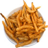 the French fries / chips | les [f.] frites